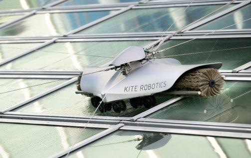 stabiliteit kite robot